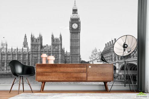 Лондон Фотообои  Лондонский Биг-Бен
