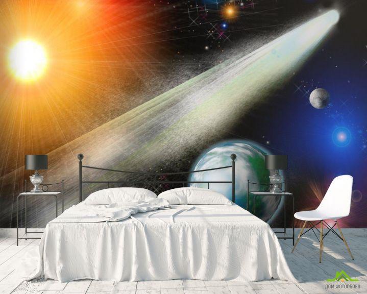Фотообои Солнечная система