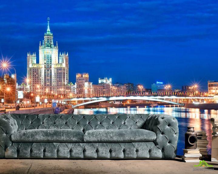 Фотообои Гостинница Москвы