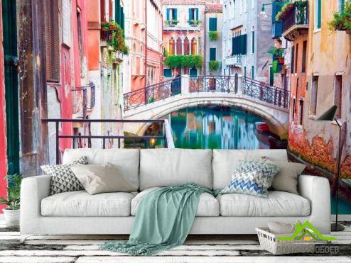 обои Венеция Фотообои Венеция