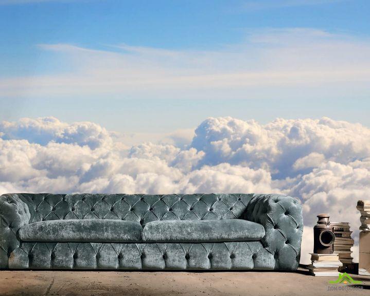 Фотообои Облака в небе