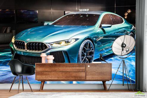 Фотообои Транспорт по выгодной цене Фотообои BMW gran tourer