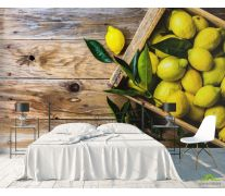 Фотообои лимоны
