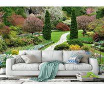 Фотообои сад