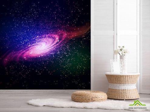 обои Космос Фотообои Созвездия в космосе