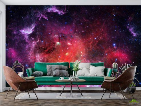 Космос Фотообои Космическое небо