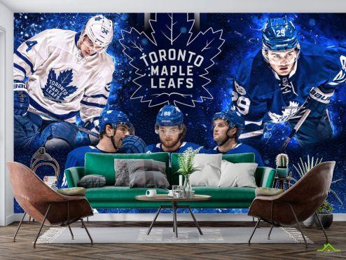 Фотообои Хоккей Торонто купить