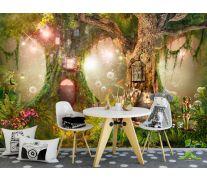 Фотообои Сказочный лес