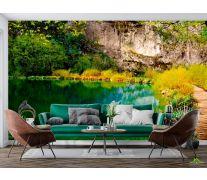 Фотообои Тропинка, вода