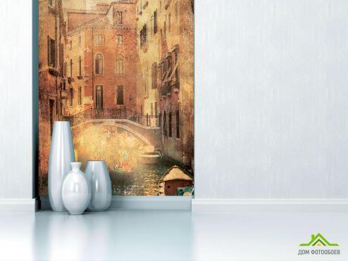 обои Винтажная Венеция Фотообои Венеция