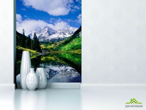 обои Природа Фотообои Отражение в воде