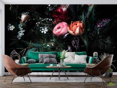Цветы Фотообои 3Д Цветы купить