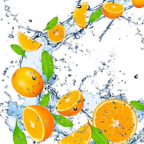 обои Еда и напитки Фотообои Апельсин
