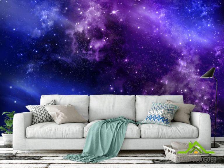 Фотообои Звездный космос